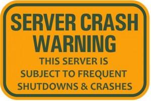 server-crash